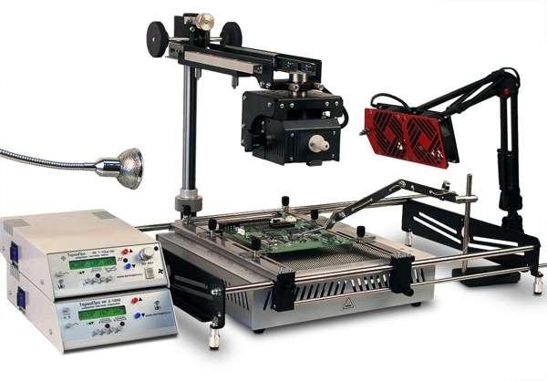Инфракрасная паяльная станция ИК-650 ПРО