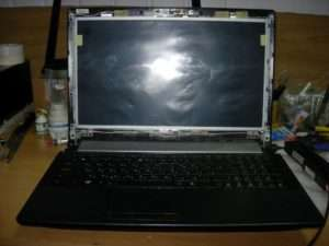 ремонт экранов ноутбуков в Люберцах